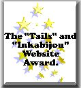 The 'Tails' and 'Inkabijou' Website Award