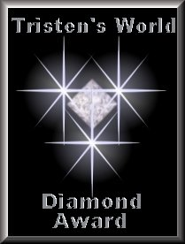 Tristen's World 'Diamond Award'