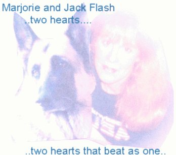 Jack Flash and Marjorie